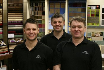 Carpet Fitters Galashiels
